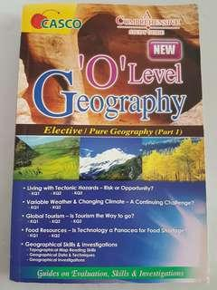 O level Geography Comprehensive Study Guide