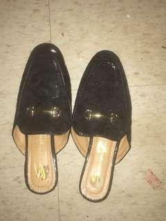 Fancy modern slippers