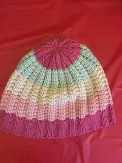 4 winter hats