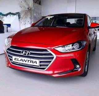 Hyundai elantra zero dp