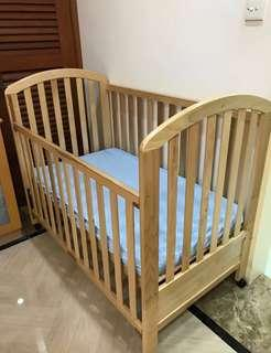 Baby Cot - to bless