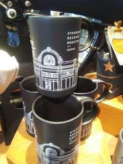 [期間限定] Starbucks Reserve 特別版 黑畫杯