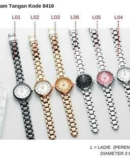 Jims Honey Timepiece - 8416 (Ladies)