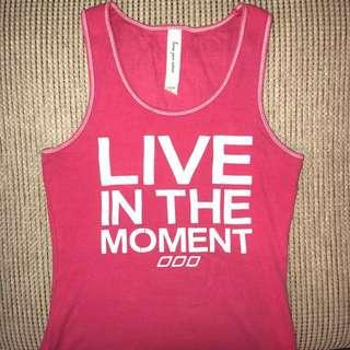 Lorna Jane quote Tank size S.