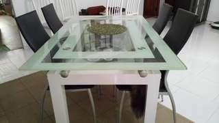 """Dining Table  59"""" by 35"""""""