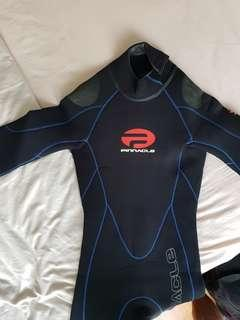 Wet Suit Pinnacle Breaker 3mm women