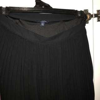 American outfitters black skirt