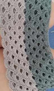 Handmade cowls and snoods