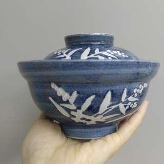 碗連蓋一套 used bowl wirh lid cover
