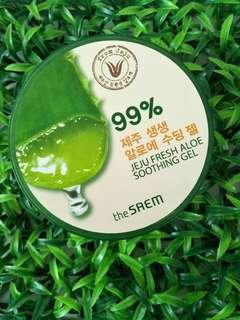 [Share In Pot] THE SAEM ALOE SOOTHING GEL