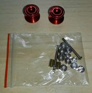 Tamiya Mini 4wd 13mm Double rollers