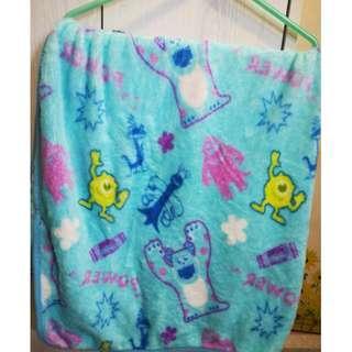 New Monster Company Baby Fleece Blanket