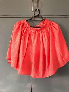 Cute pink skirt from Korea