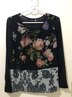 SM Woman Floral Top