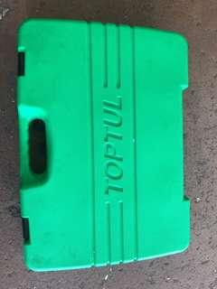 Toptul 130pc tool box with tools