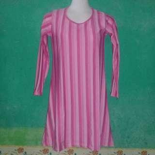 Baju Tunik Spandex