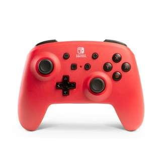 🚚 ENHANCED WIRELESS CONTROLLER FOR NINTENDO SWITCH - RED