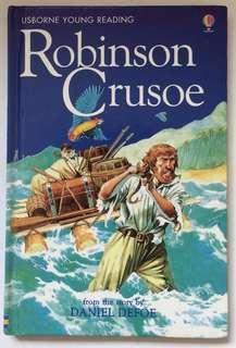 Usborne: Robinson Crusoe