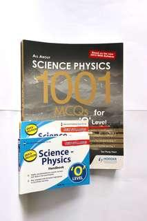🚚 O Level Science Physics/ Combined Physics Resources