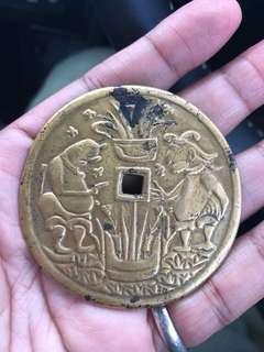 duit syiling lama semar
