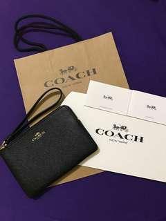 Coach 銀包