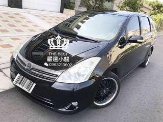 2007年 豐田 wish 中古車二手車