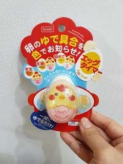 New Egg Timer Daiso Japan