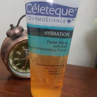 Celeteque facial wash 100ml