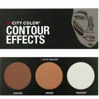 City colour contour Effects pallete Price 109K