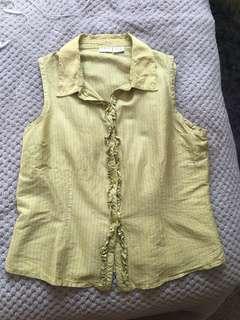 Vintage summer blouse