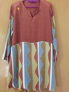 Batik crepe