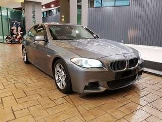 BMW 523i M-Sport F10 for rent