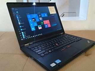Gaming Core i5 laptop with nvidia videocard lenovo T430 games installed