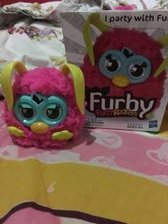 Furby Party Rockers Pink-Original