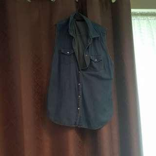 Jay Jay's denim top
