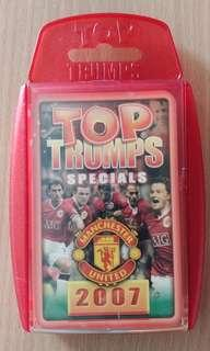 Top Trumps Specials - Manchester United 2007
