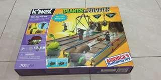 BN K'Nex Plants Vs Zombies- Pirates Seas Planks Walk Building Set