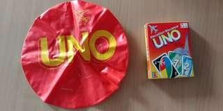 UNO: Vacation (w Inflatable disc)
