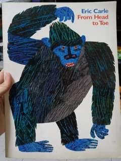 From Head to Toe (Eric Carle)