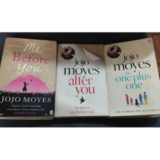 Jojo Moyes Books (bundle)