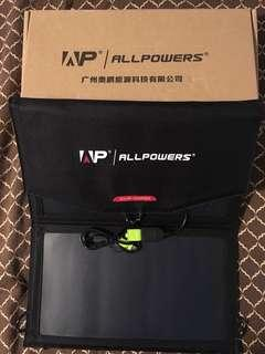 AP solar charger