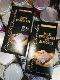 COMPTE D CHOCOLATE