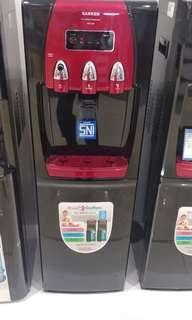 Promo Bunga Bisa 0% Sanken Dispenser  HWD-Z88/BR