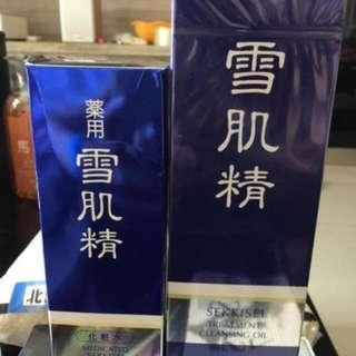 雪肌精化粧水  日本代購