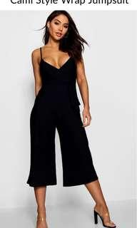Black brand new jumpsuit!