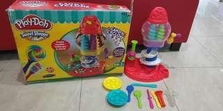 Playdoh-Candy Cyclone