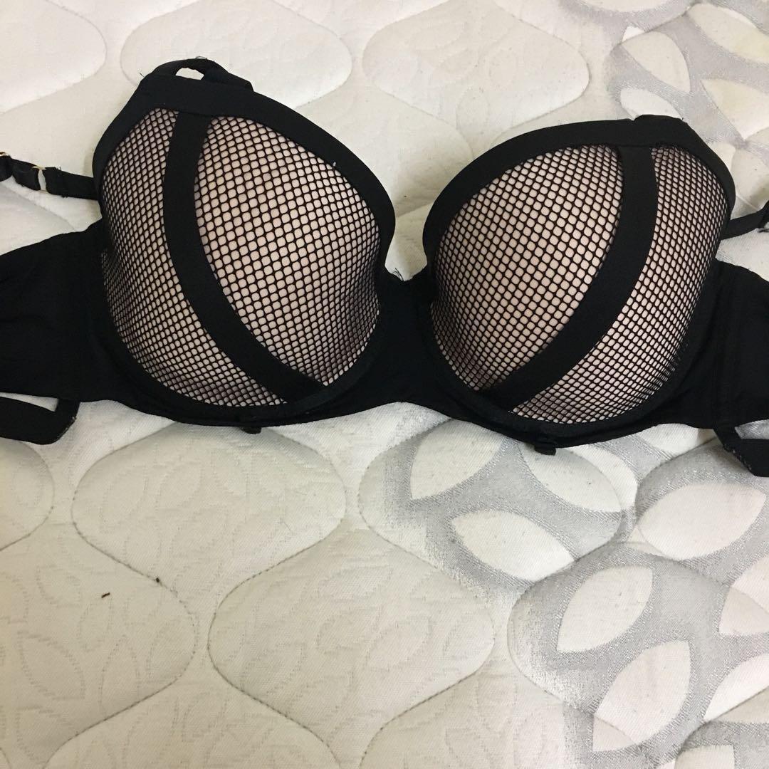 12 G bras n things long line bra