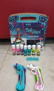Playdoh-Doh Vinci Decor Design Kit
