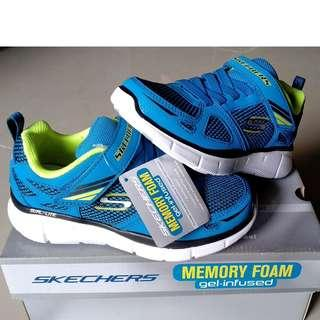 ORIGINAL SKECHERS KIDS GEL-INFUSED SHOE