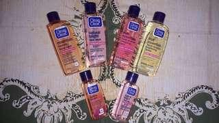 Clean And Clear ukuran 100ml dan 50ml